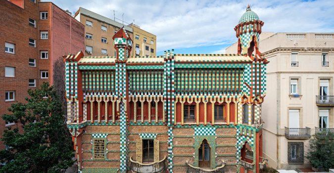 Casa Vicens - Gaudí