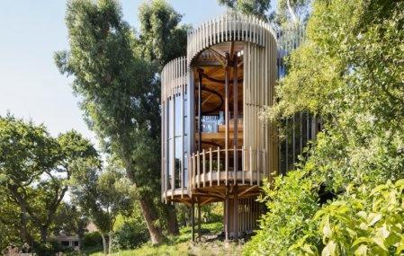 Paarman Treehouse - Malan Vorster