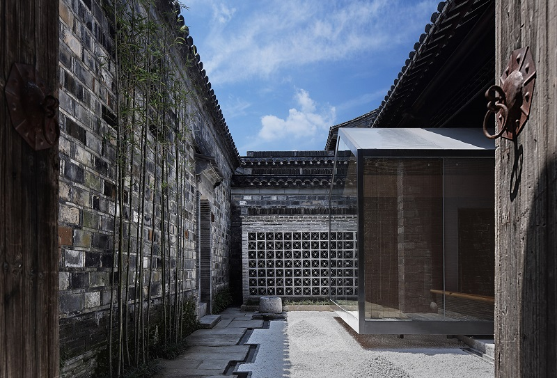 Lai Yard - Meditation Room