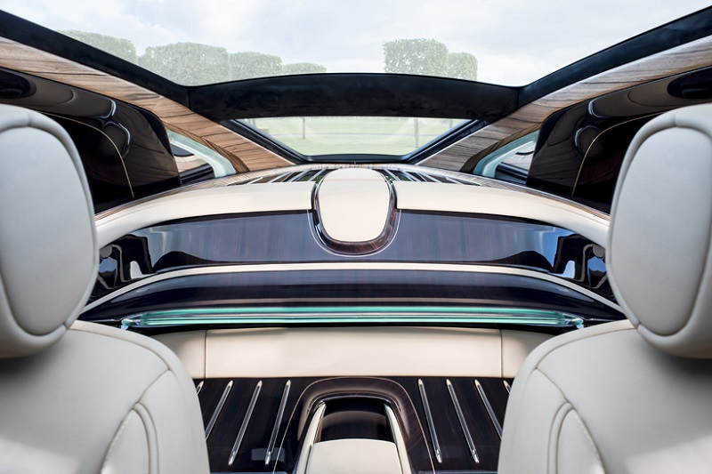 Rolls-Royce Sweptail - Interior