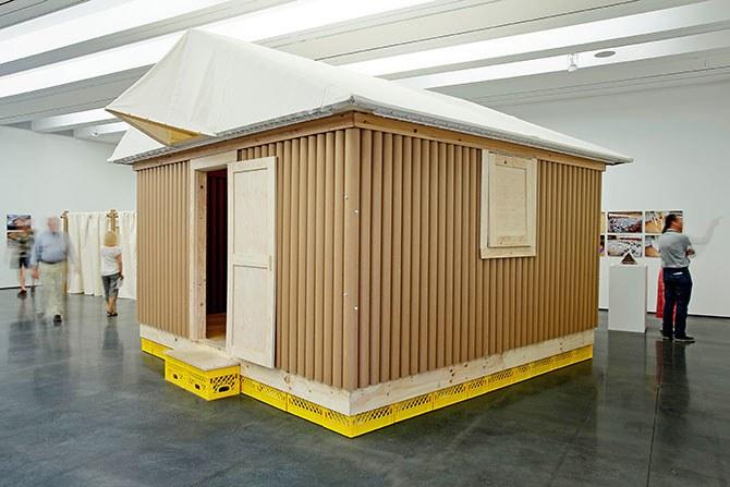 Relief Shelter - Shigeru Ban