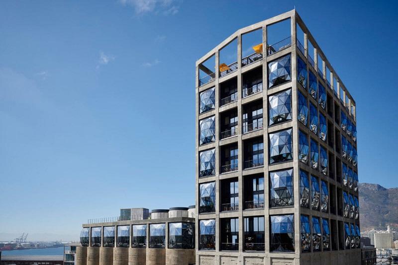 The Silo - Thomas Heatherwick