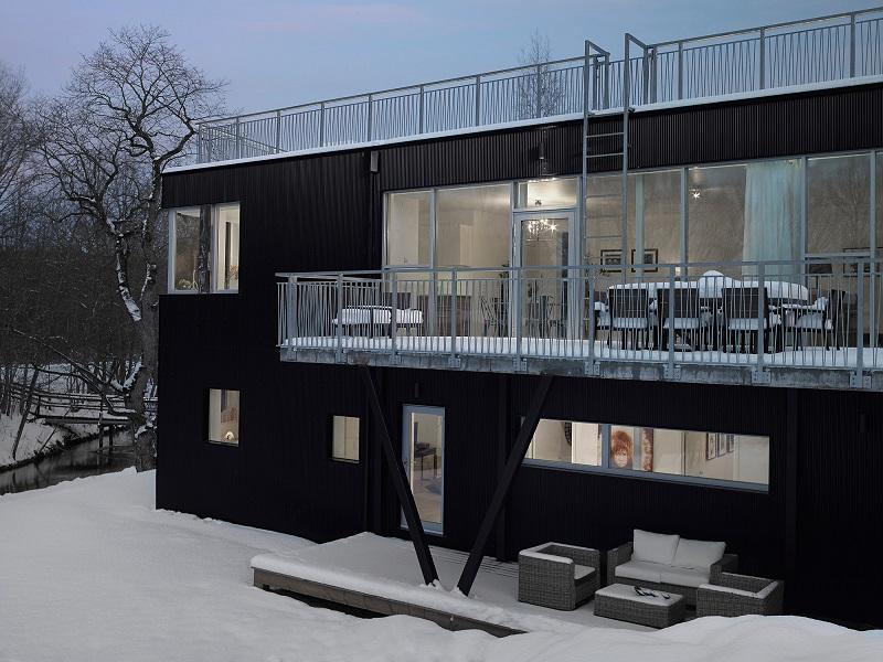 Pulkabacken House