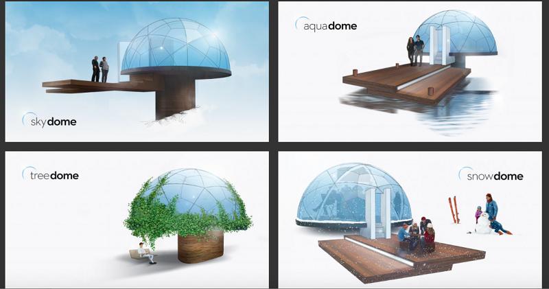 Smartdome - Models