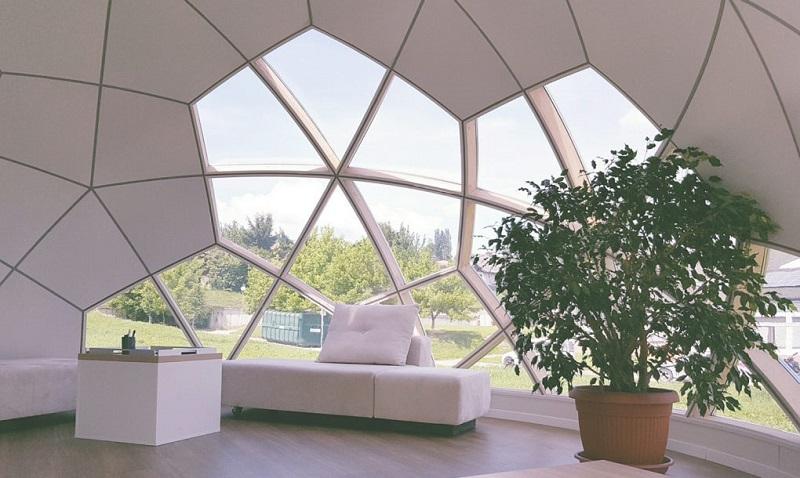 Smartdome - Interior