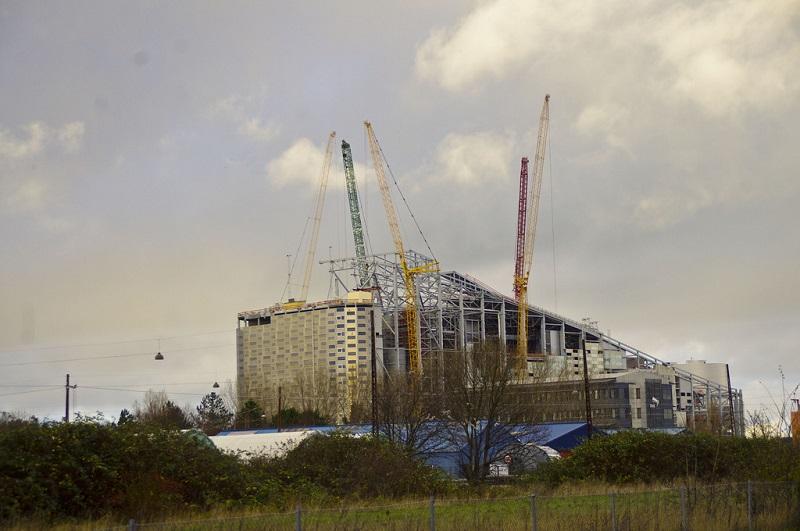 Amager Bakke - Under Construction