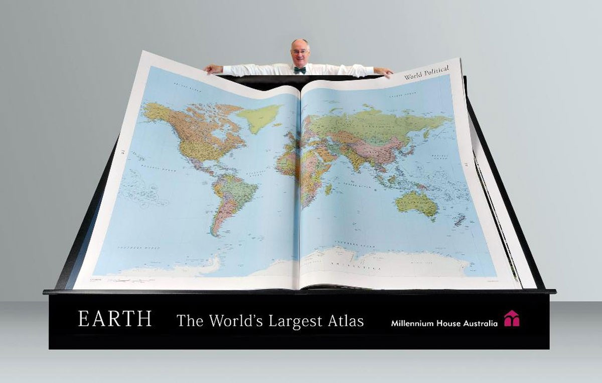 Earth Platinum Atlas