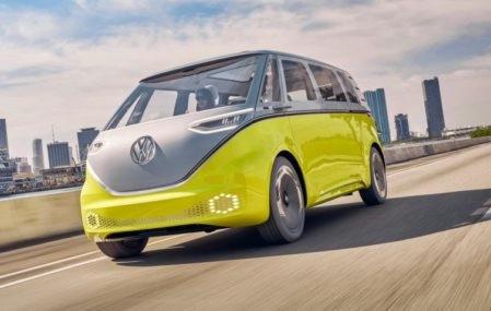 Volkswagen I.D. Buzz EV