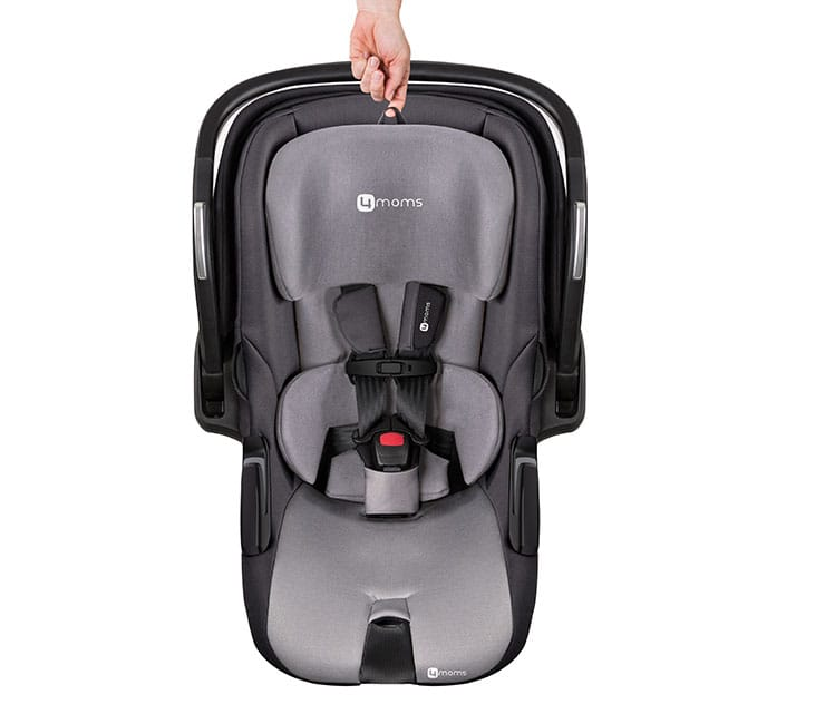 Self-Installing Car Seat - 4moms