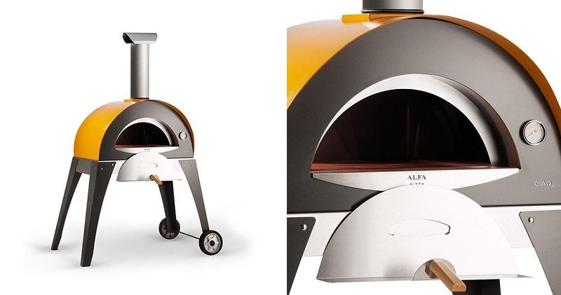 Ciao Pizza Oven - Alfa 1977