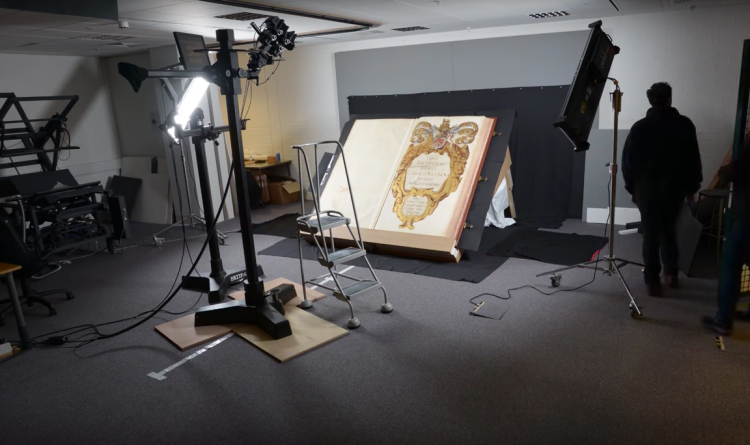 Klencke Atlas - Digitization