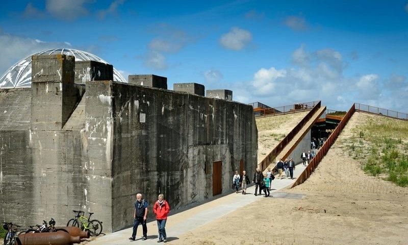 Tirpitz Bunker and Museum - BIG