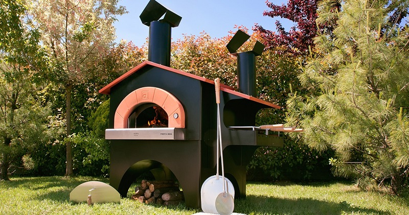 Fiesta Barbecue Oven - Alfa 1977