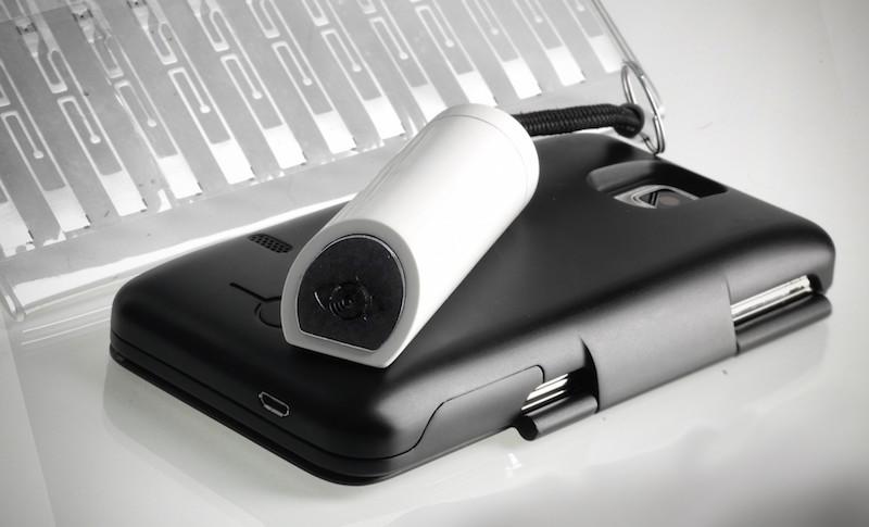 GearEye - Keyring Scanner
