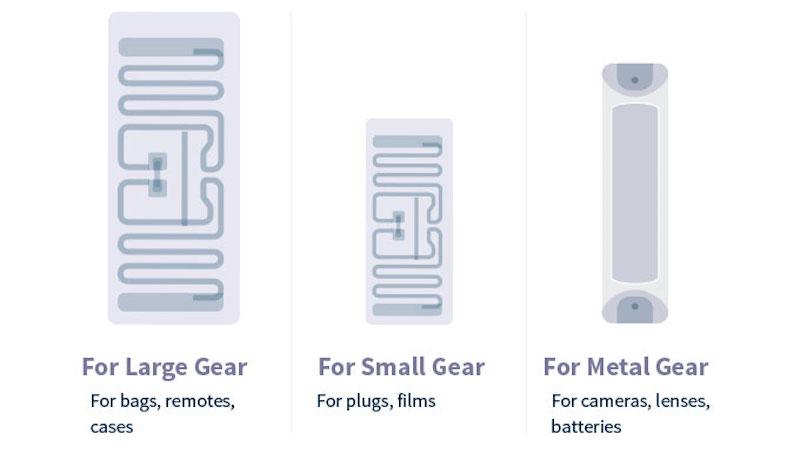 GearEye - Materials
