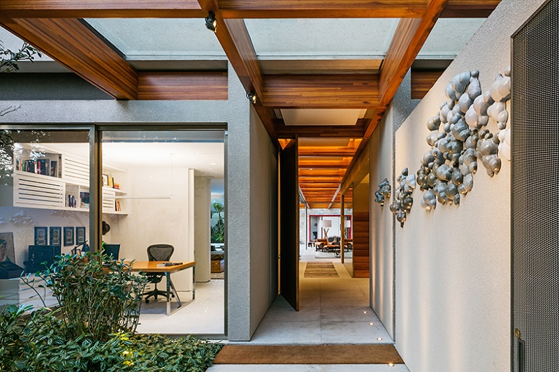 Sao Pãulo Treehouse - Interior