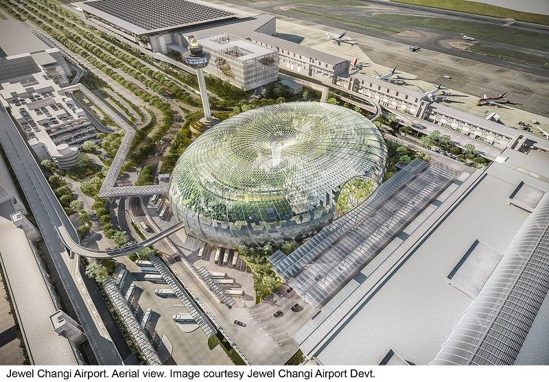 Jewel Changi Airport - WET + Safdie Architects