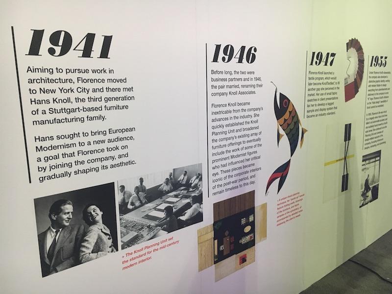 Knoll Timeline - Dwell on Design