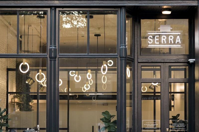 Serra Dispensary - OMGFCo + JHL