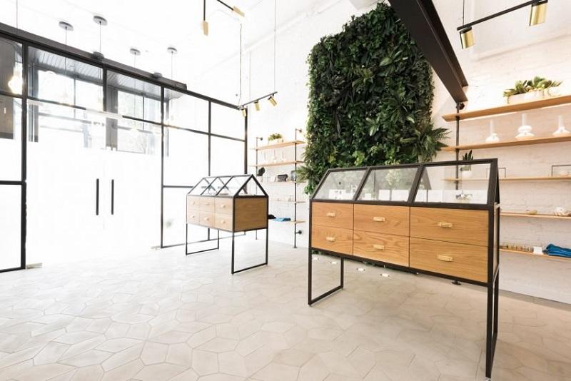 Serra Dispensary - Interior