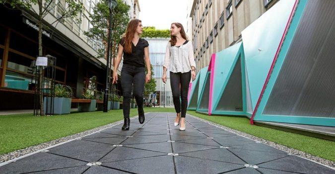 Smart Street - Pavegen