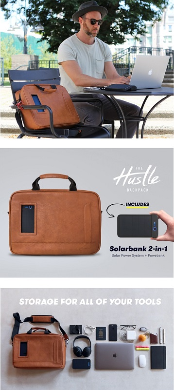 Lifepack HUSTLE - Solgaard