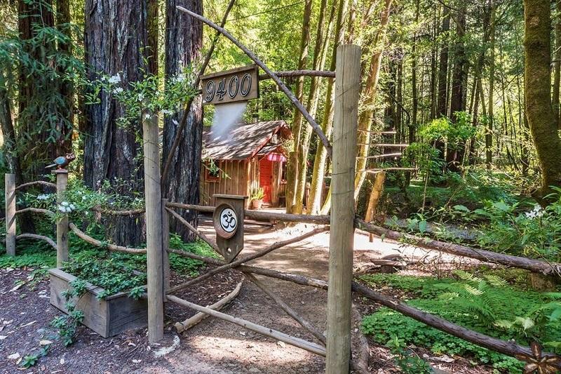 Sonoma Cabin - Property