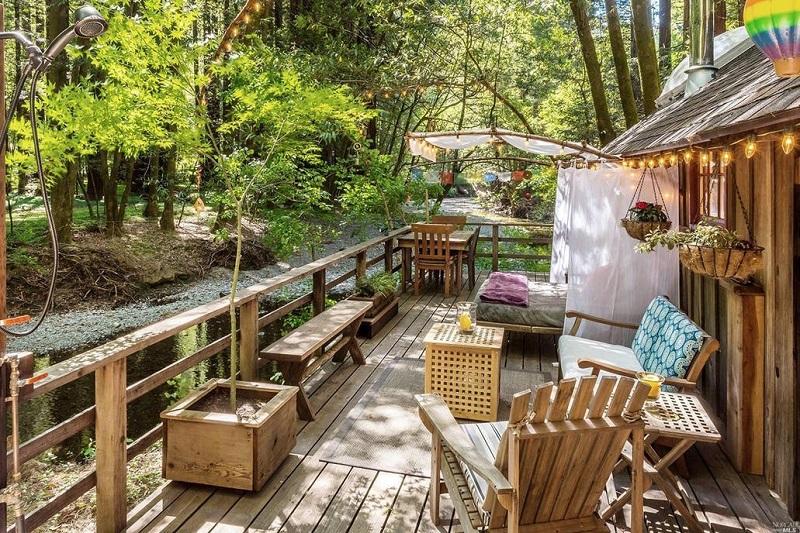 Sonoma Cabin - Main Deck