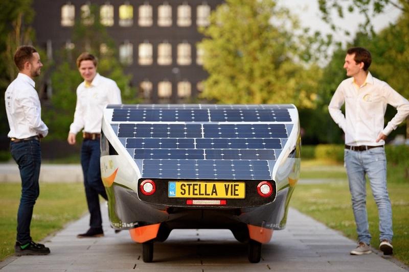 Stella Vie - Solar Roof