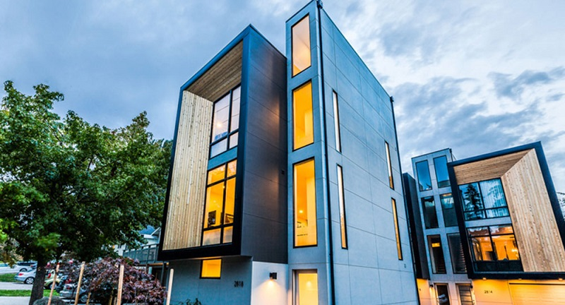 Method Homes - West Seattle Townhouse