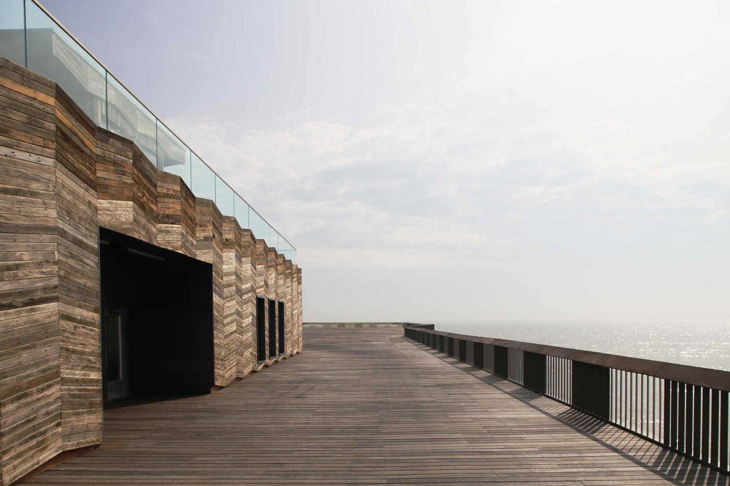 Hastings Pier - dRMM Architects