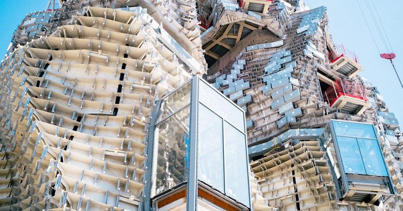 LUMA Arles - Construction