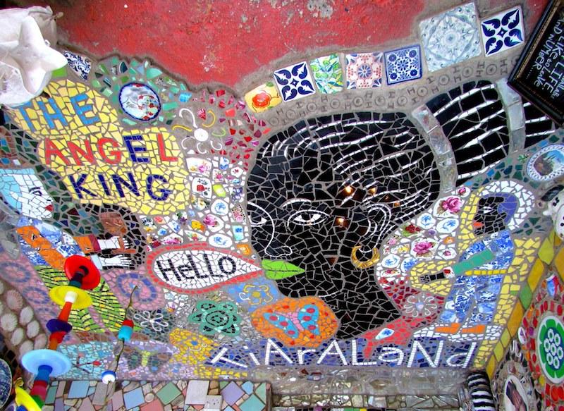 """Angel King"" - Stephen Wright"