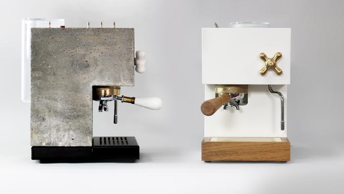 AnZa Espresso Machines