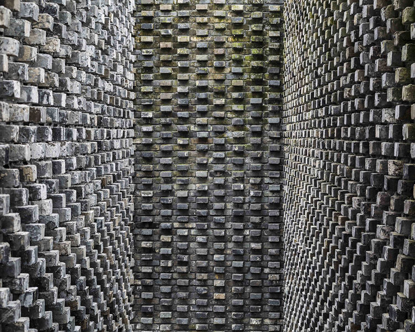 Suzhou Chapel - Brick Walls