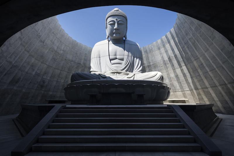 Hill of the Buddha - Tadao Ando