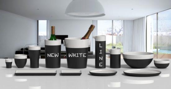 White Line Cooling Ceramics - Magisso
