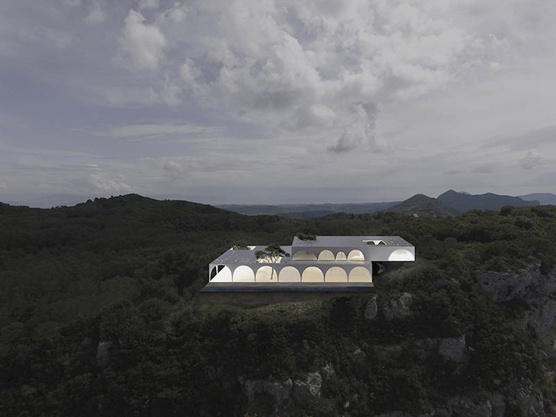 """""""House in Corfu"""" - 314 Architecture Studio"""