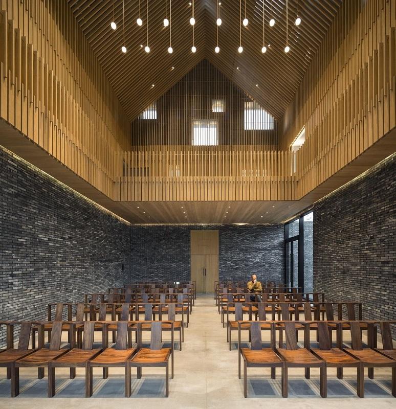 Suzhou Chapel - Interior