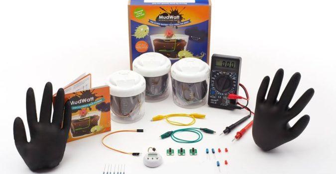 MudWatt Kit - Magical Microbes