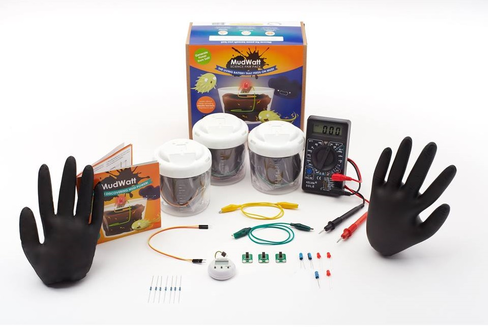 MudWatt Kit - Magical Microbes