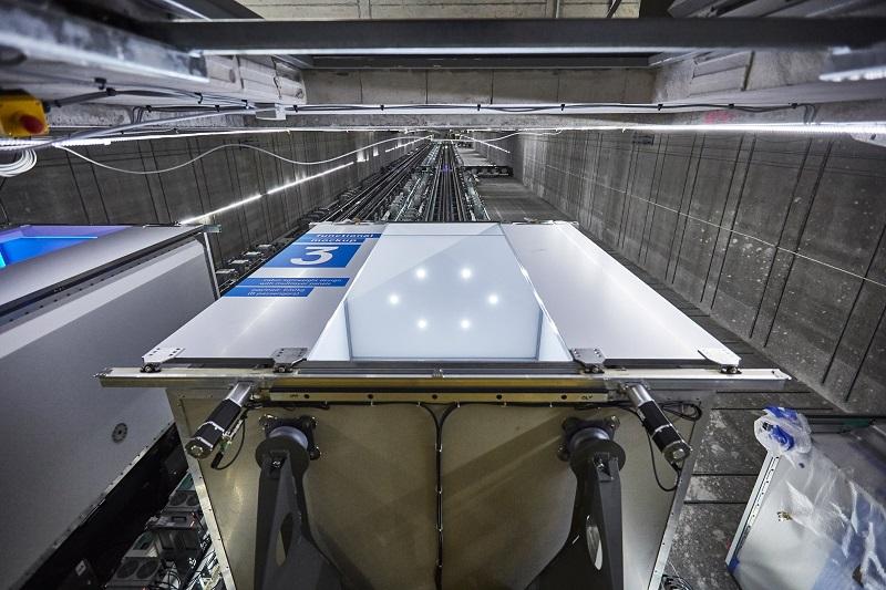 Multi Horizontal Elevator - ThyssenKrupp