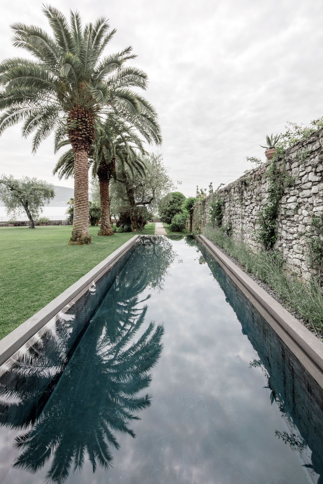 House F on Lake Garda - Pool