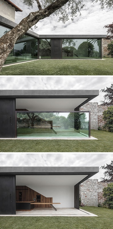 House F on Lake Garda - Bergmeisterwolf Architekten