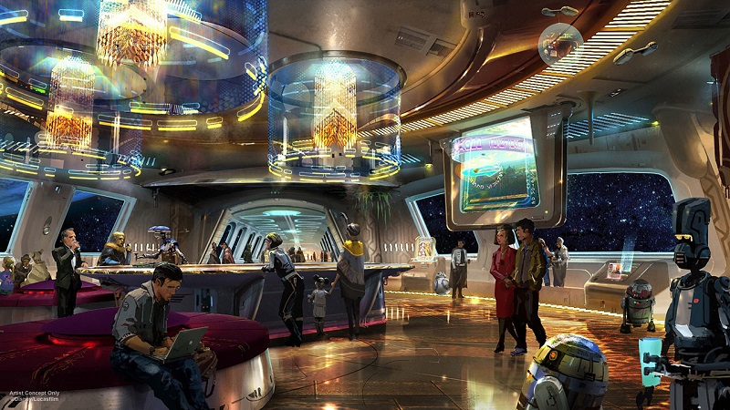 The Star Wars Hotel