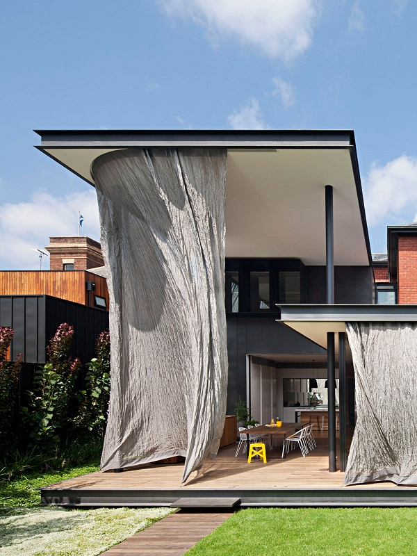 Hiro-En House - Matt Gibson Architecture + Design