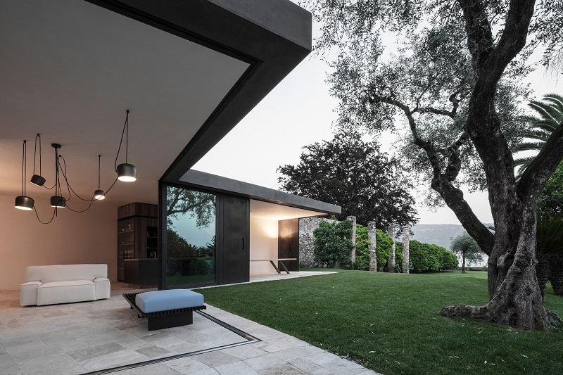 House F on Lake Garda - Interior