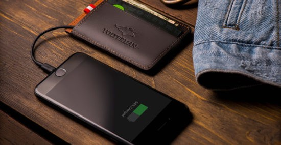 Volterman - Embedded Power Bank
