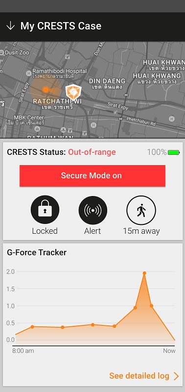 CRESTS - Smartphone App
