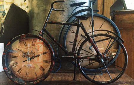 Bike Clock - Un Monde de M
